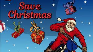 """Χριστουγεννιάτικος Διαγωνισμός Yamaha """"Save Christmas"""""""