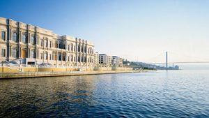 Καλύτερο ξενοδοχείο στην Ευρώπη το οθωμανικό παλάτι Τσιραγάν της Κωνσταντινούπολη
