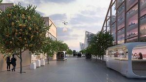 """Η Toyota σχεδιάζει την """"πόλη του μέλλοντος"""""""