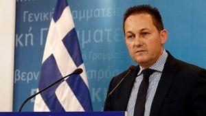 Πέτσας: Ο Τσίπρας συνεχίζει τη συνωμοσιολογία και τη διασπορά ψευδών ειδήσεων