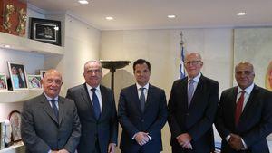 Α. Γεωργιάδης: Στόχος η ανάπτυξη των εμπορικών και οικονομικών σχέσεων Ελλάδας- Ινδίας