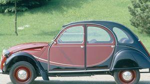 Επέτειος 40 χρόνων για το Citroën 2CV Charleston