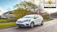 Νέο Honda JAZZ e:HEV: Ενεργητική Ασφάλεια 5 Αστέρων από το Euro NCAP
