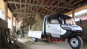 Στην ΔΕΘ 2019 το πρώτο ηλεκτρικό όχημα επαγγελματικής χρήσης