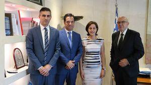«Προτεραιότητα η προώθηση των διμερών σχέσεων Ελλάδας – Ισραήλ»