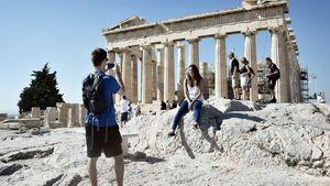 ΤτΕ: Απογειώθηκαν οι τουριστικές εισπράξεις