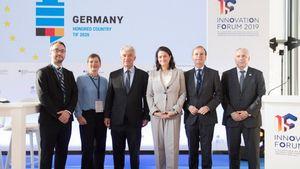 Η Γερμανία τιμώμενη χώρα στην 85η Διεθνή Έκθεση Θεσσαλονίκης (ΔΕΘ)