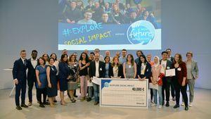 Η Wise Greece κερδίζει το βραβείο «Allianz Future Generations»