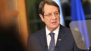 Κύπρος: Σήμερα η τηλεδιάσκεψη Αναστασιάδη με Μέρκελ - Στη Λευκωσία την Παρασκευή ο Μπορέλ