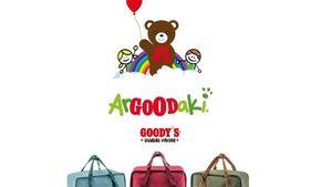 Το ArGOODaki των Goody's στηρίζει τον Π.Σ ατόμων με εγκεφαλική παράλυση «ΦΡΟΝΤΙΔΑ»