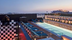 Athens Capital Hotel-MGallery: Νέα εποχή φιλοξενίας στην καρδιά της Αθήνας