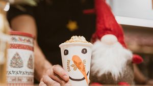 Coffee Island: Οι limited edition Χριστουγεννιάτικες προτάσεις