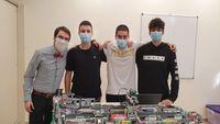 Ολοκληρώθηκε ο Πανελλήνιος Διαγωνισμός Εκπαιδευτικής Ρομποτικής