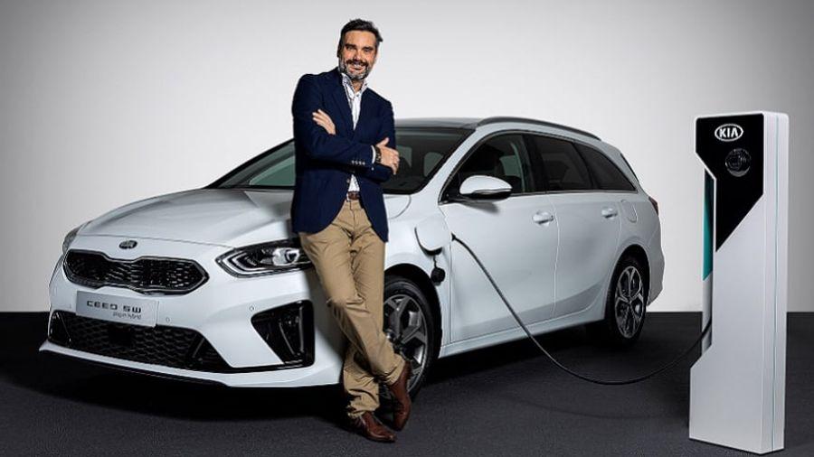 Ο Carlos Lahoz είναι ονέος Διευθυντής Μάρκετινγκ της Kia Motors Europe