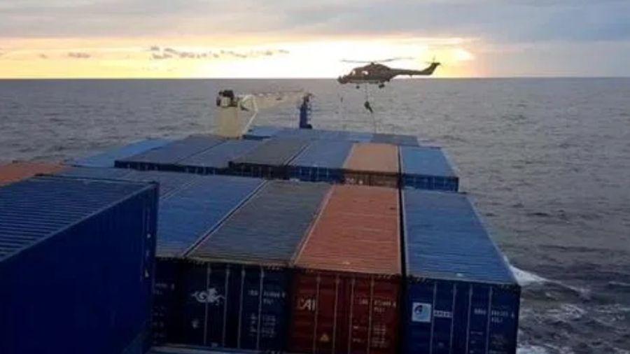 Ύποπτο το τουρκικό πλοίο που έλεγξε γερμανική φρεγάτα