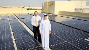 Η Emirates Flight Catering επενδύει στην ηλιακή ενέργεια
