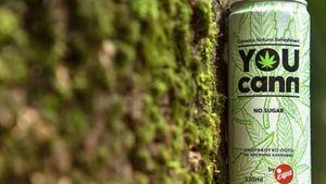 ΕΨΑ: Στην αγορά το πρώτο ανθρακούχο ποτό κάνναβης