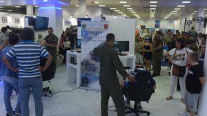 Ρεκόρ επισκεψιμότητας στο Περίπτερο των Ενόπλων Δυνάμεων στην ΔΕΘ