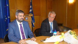 Βορίδης: «Υψηλές οι φιλοδοξίες μας για το Ινστιτούτο και τη γεωργική εκπαίδευση»