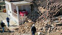Σεισμός Ελασσόνα: Εγκαταστάθηκαν οι πρώτοι 13 οικίσκοι στις σεισμόπληκτες περιοχές