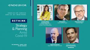 Rethink: Νέα σειρά διαδικτυακών συναντήσεων από την Endeavor
