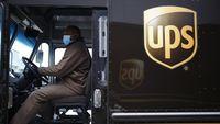 UPS: Ανακοίνωσε ενοποιημένα έσοδα 24,9 δισ. δολάρια για το δ' τρίμηνο