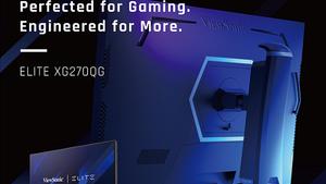 Η ViewSonic παρουσιάζει τις νέες gaming οθόνες Elite