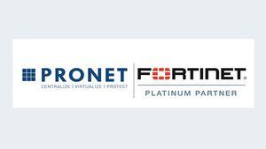 H Pronet πιστοποιήθηκε ως Platinum Partner της Fortinet