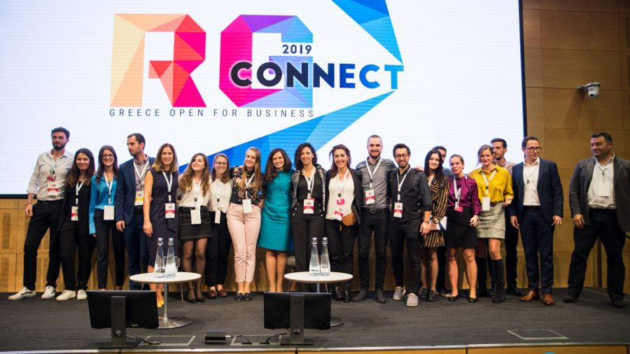 RG Connect19: «Greece Open for Business»