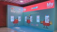 My market: Το πρώτο εικονικό super market έρχεται στο μετρό Συντάγματος