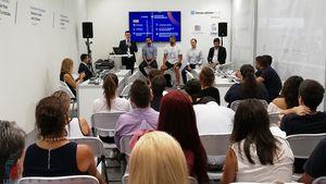 Το Found.ation και η Πρεσβεία των Η.Π.Α. έφεραν την καινοτομία στο κοινό της ΔΕΘ
