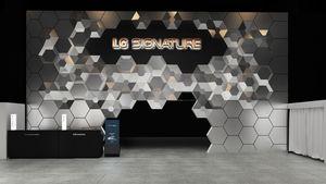 Η LG Signature συνεργάζεται με το Studio Fuksas στην IFA 2019