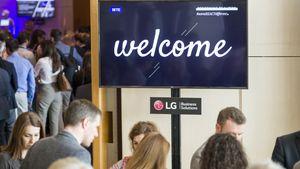 Η LG στηρίζει το έργο του ΣΕΤΕ ως Technology Partner
