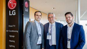 Η LG συμμετείχε ως Digital Signage partner στο BankTech Conference 2019