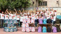 Το «ΠΛΑΙΣΙΟ» μοίρασε 7.000 τσάντες για 4η συνεχή χρονιά