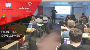 Tech Talent Bootcamp για Front-End Development