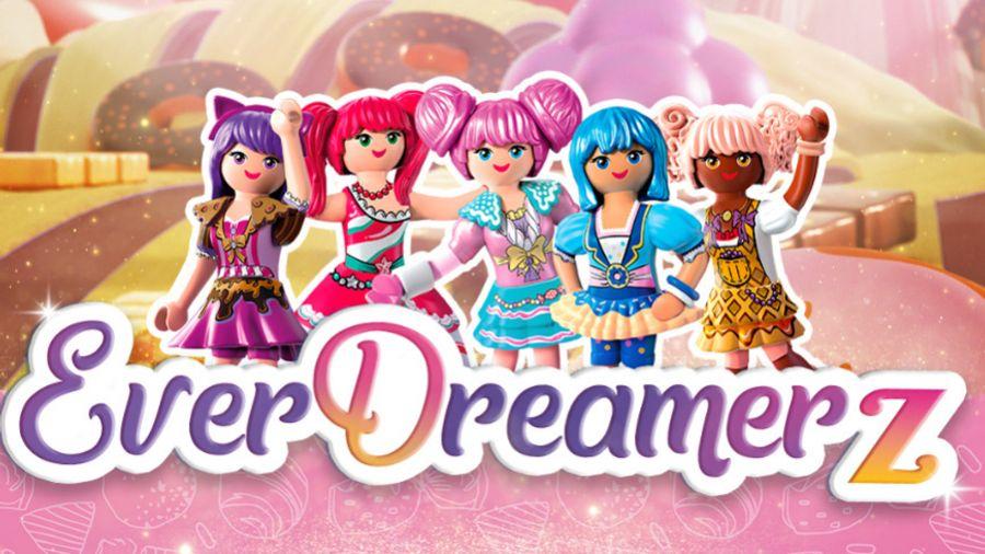 Νέα Κοριτσίστικη σειρά PLAYMOBIL EverDreamerz