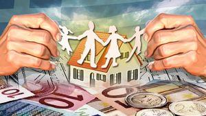 ΕΛΣΤΑΤ: Το 50% των νοικοκυριών δαπανούν περισσότερα από 1.151 ευρώ το μήνα