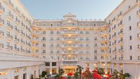 Grand Hotel Palace: Υποδέχεται ξανά τους επισκέπτες του σε ένα ασφαλές περιβάλλον