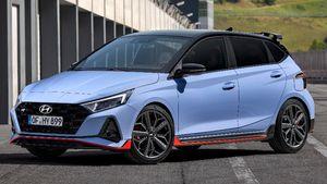 Nέο Hyundai i20 N 1.6 Turbo 204ps