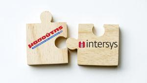 Συνεργασία 5ετούς διάρκειας μεταξύ Μασούτης και Intersys