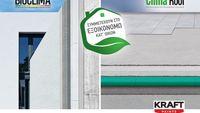 KRAFT Paints: Στο πρόγραμμα «Εξοικονομώ κατ' Οίκον» με BIΟCLIMA και Clima Roof