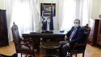 Καρανίκας (ΕΣΕΕ): Συνάντηση με τον Αναπληρωτή Υπουργό Οικονομικών κ. Θόδωρο Σκυλακάκη