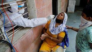 Ινδία-Κορονοϊός: 12.584 νέα κρούσματα σε 24 ώρες