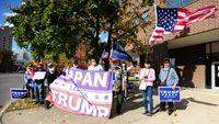 Τόκιο: Πορεία υπέρ του Ντόναλντ Τραμπ από Ιάπωνες