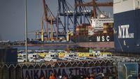 Η 48ωρη απεργία των πλοηγών, δημιουργεί προβλήματα στις εμπορευματικές μεταφορές