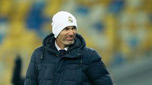 Θετικός στον κορονοϊό ο προπονητής της Ρεάλ Μαδρίτης, Ζινεντίν Ζιντάν