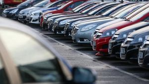 Κατακόρυφη πτώση των πωλήσεων αυτοκινήτων στην Ευρώπη