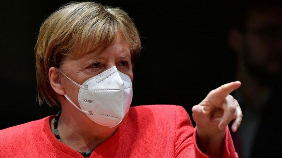 Μέρκελ: Φυσικά και οι πιο δύσκολοι μήνες είναι μπροστά μας