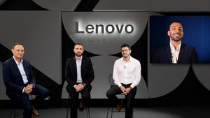Lenovo Imagine: Μοναδικό online event με business προϊόντα που φέρνουν το μέλλον σήμερα